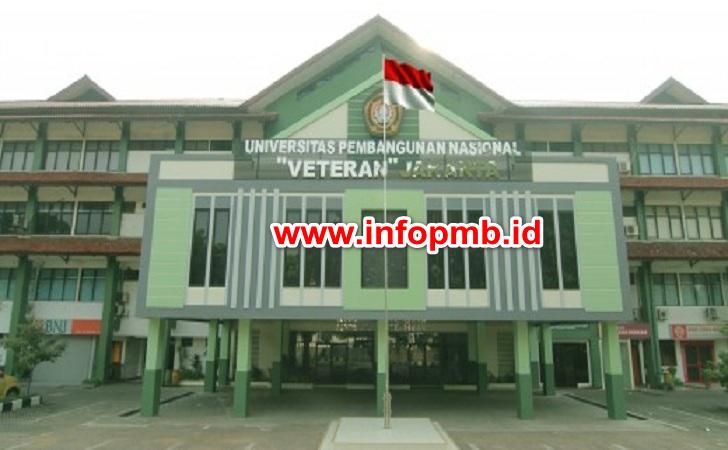 Jadwal Penerimaan Mahasiswa Baru (UPN Veteran Jakarta) Universitas Pembangunan Nasional Veteran Jakarta