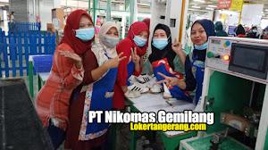 Lowongan Kerja Pt Nikomas Gemilang Pou Chen Indonesia Serang 2021 Lowongan Kerja 2021