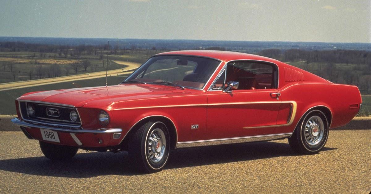 Ford Mustang 1968 Tachometer Wiring Diagram