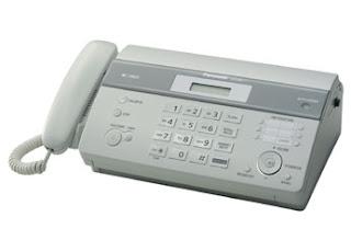 jual fax panasonic kx-ft981 di denpasar bali
