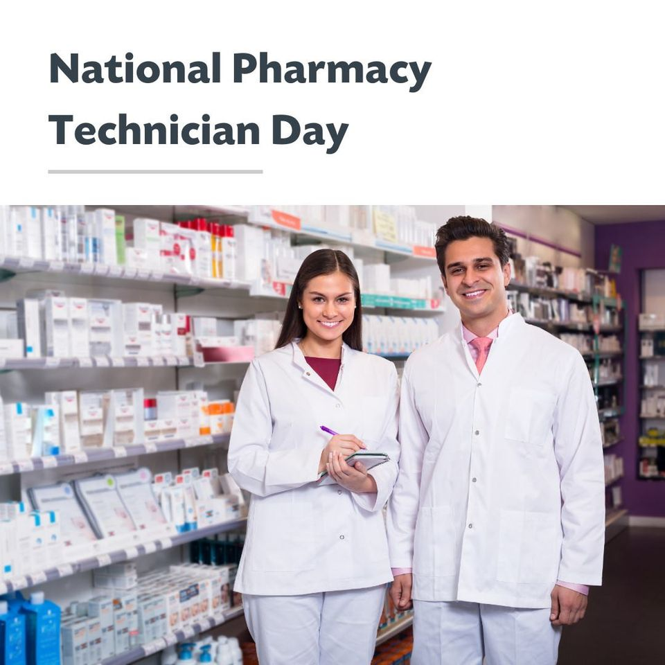 National Pharmacy Technician Day Wishes Pics
