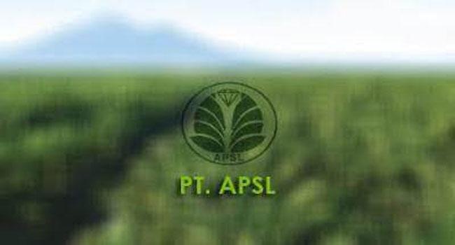 Lowongan Kerja Pekanbaru PT. Andika Permata Sawit Lestari (APSL) 2019