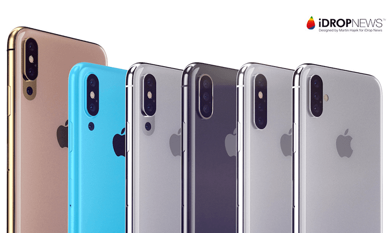 Apple could copy Huawei in 2019 to launch a phone with triple cameras