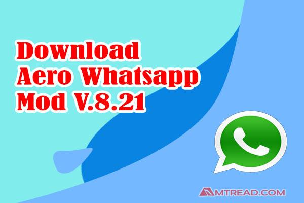 Download Aero Whatsapp V.8.21