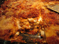 Lasagna Better than Cheese Ricotta Tofutti