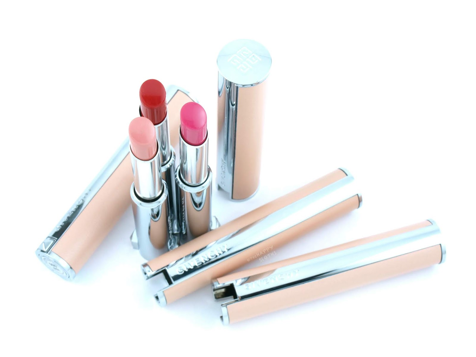 Givenchy | Le Rose Perfecto Beautifying Lip Balm: Review and Swatches
