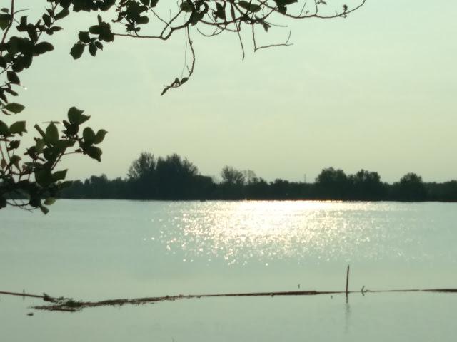 Pemandangan Danau Siombak