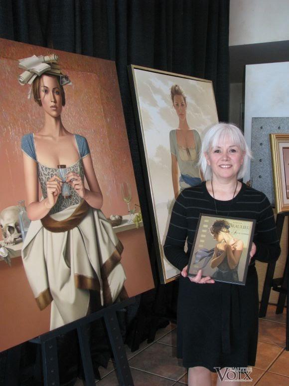 Ginette  eaulieu Tutt Art