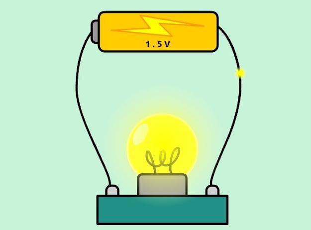 ما هو التيار الكهربائي ؟ تعريف وأمثلة