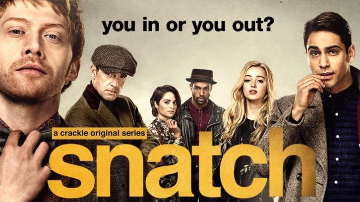 Snatch - Season 2 - Sneak Peek + Premiere Date