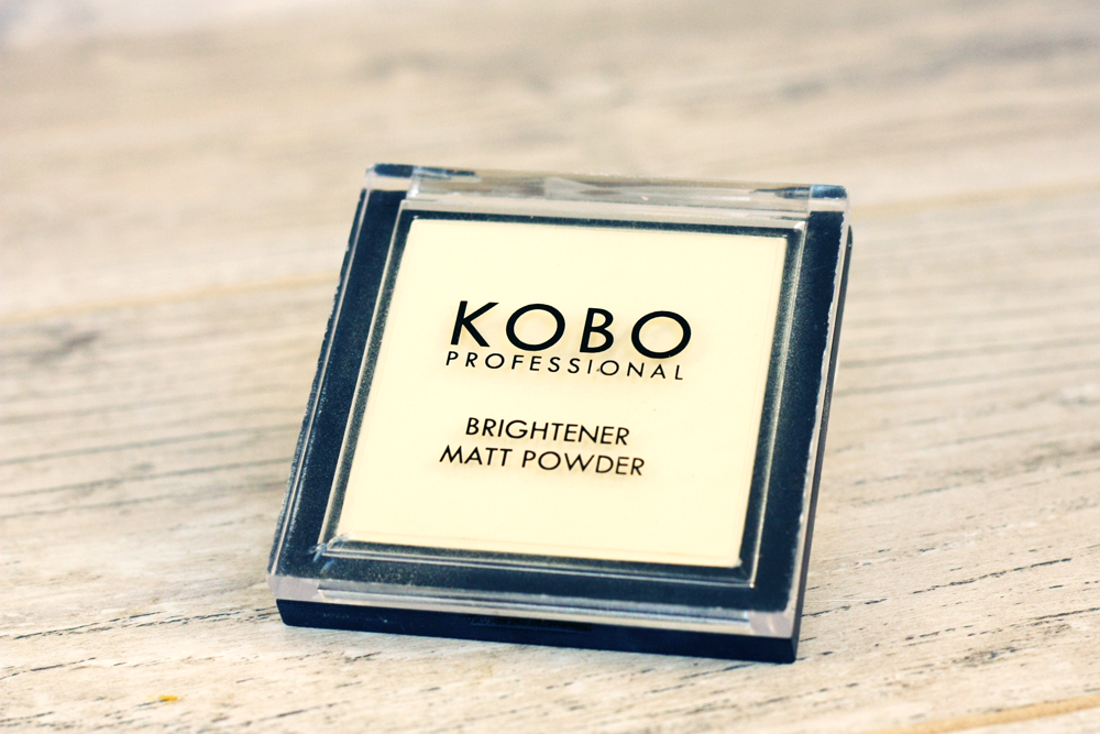 tanie-kosmetyki, kobo-brightener-matt-powder