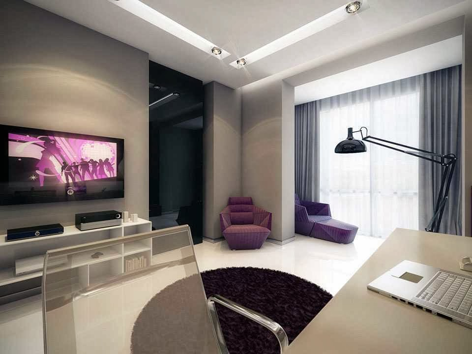 entertainment room interior design
