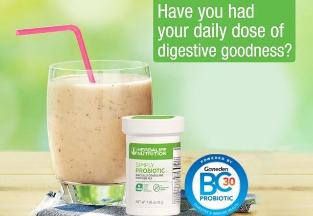 Herbalife Nutrition Simply Probiotic Powder Mix