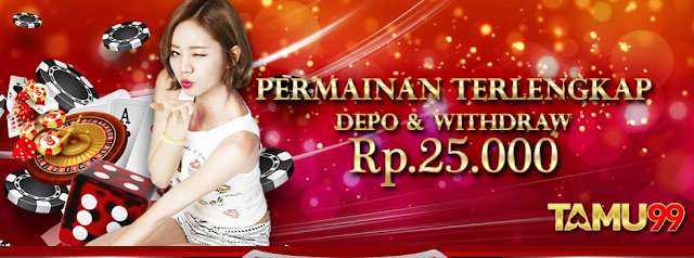 Situs Ceme Terbaik Bonus Jutaan Rupiah di TamuQQ