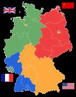 Perjanjian postdam pada perang dunia kedua membagi wilayah eropa secara geopolitik