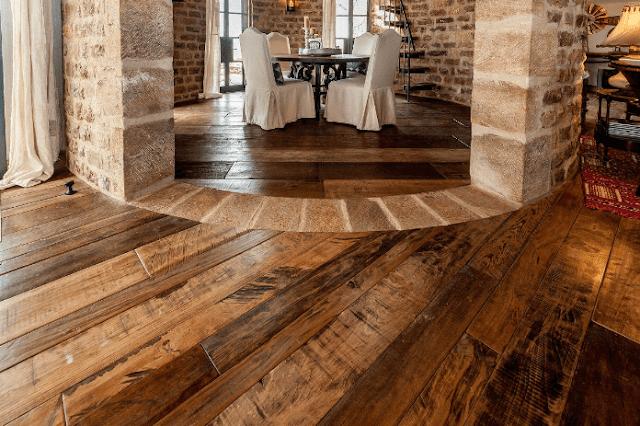 9 Upgrade Living Room Flooring Ideas to Your Interior