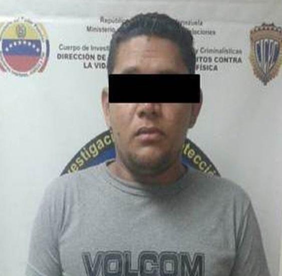 Detenido un estudiante de medicina por mutilar a su novia en Caracas
