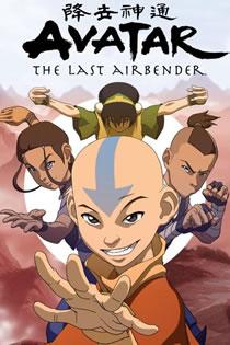 Anime Avatar A Lenda de Aang Dublado