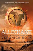 News: Capa de Allegiant, da autora Veronica Roth 12