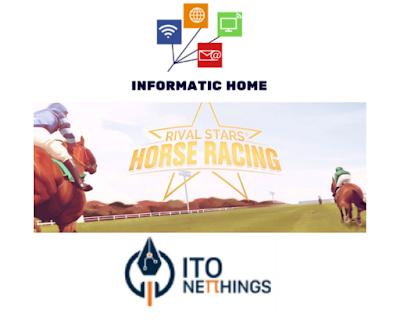 Rival Stars Horse Racing - Divirta-se com este magnífico jogo!!!