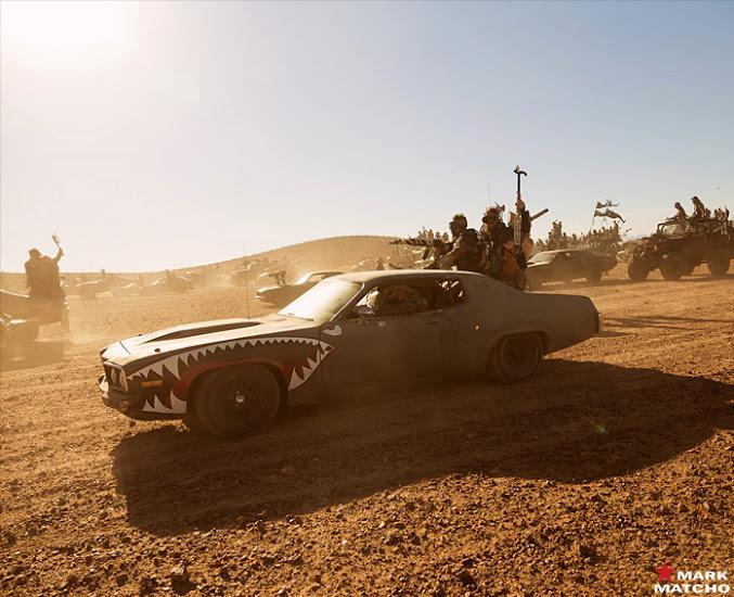 Wasteland Weekend Marauders - Image Mark Matcho via Black Rat Custom
