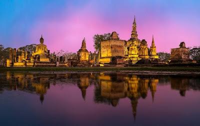 Inilah 5 Negara Asia Yang Belum Pernah Dijajah Bangsa Asing
