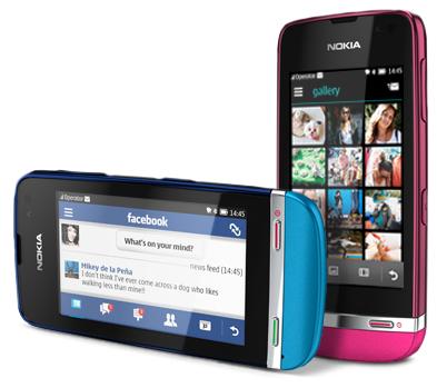 Nokia Asha 311 Harga Spesifikasi, HP Nokia Murah Ada Wi-Fi dan Kamera 3.15MP