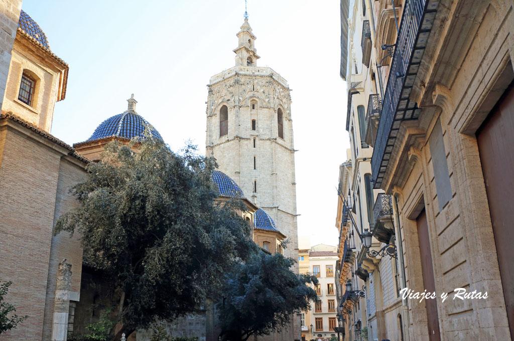 La Torre del Miguelete o Micalet de Valencia