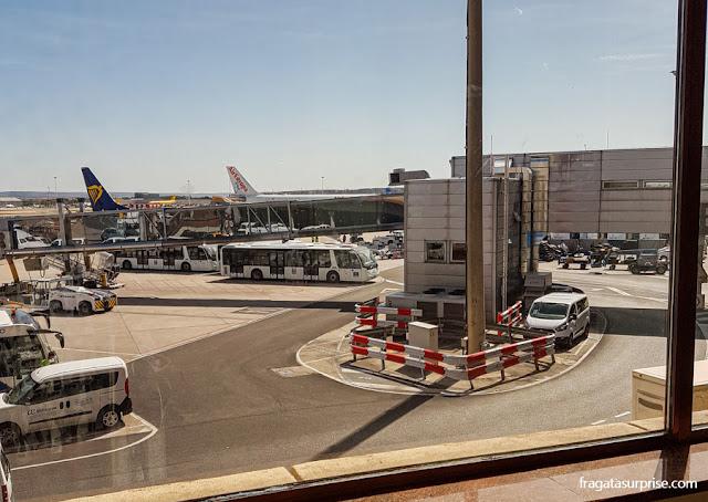 Aeroporto de Barajas, Madri