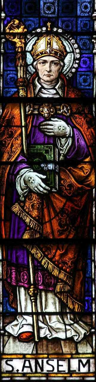 Santo Anselmo de Cantuária, catedral de Covington