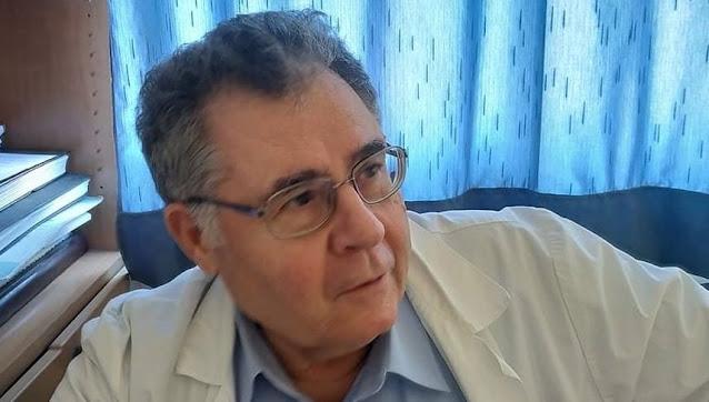Θλίψη στην Ουρολογική Κλινική του Νοσοκομείου Άργους για τον εκλειπόντα Ανδρέα Παπαιωάννου