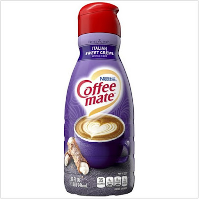 COFFEE-MATE Italian Sweet Creme Liquid Coffee Creamer