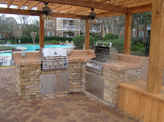 Outdoor Kitchen Modular picture