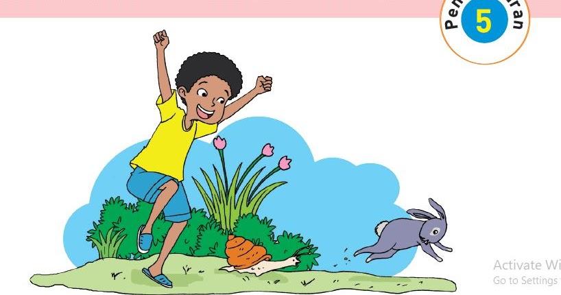 Gambar Ilustrasi Siput Bukanlah Hewan Lemah Realis Kunci Jawaban Buku Tema 1 Kelas 5 Sub Tema 1 Pembelajaran 5