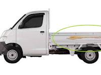 Harga dan Fisik : Stiker Bak Pick Up Daihatsu Granmax