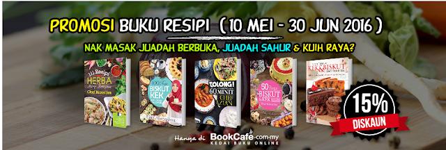 BUKU RESEPI BOOKCAFE.COM