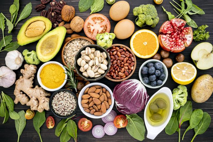 Diet Mediterania Pola makan tinggi serat