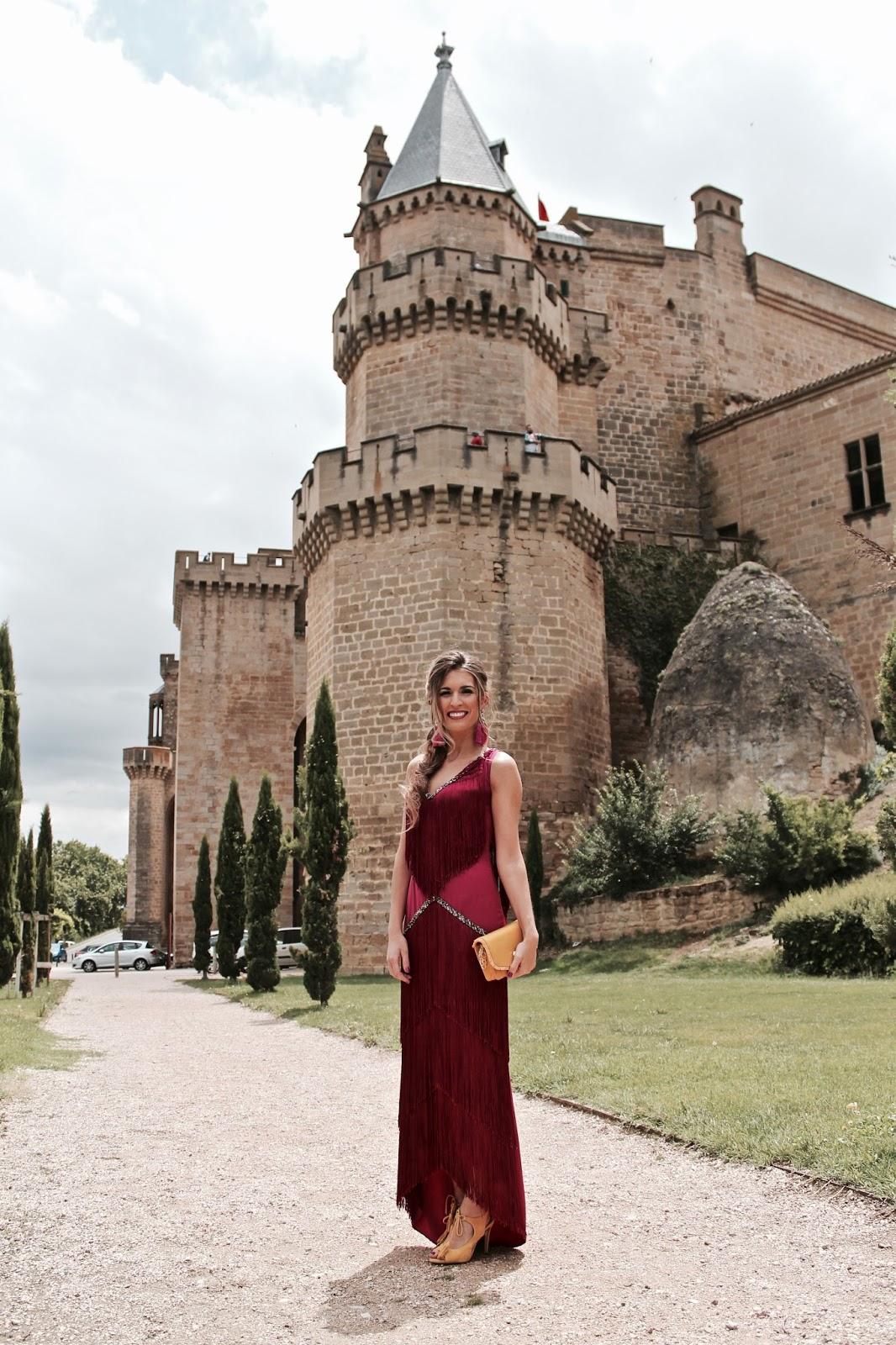castillo de Olite Navarra