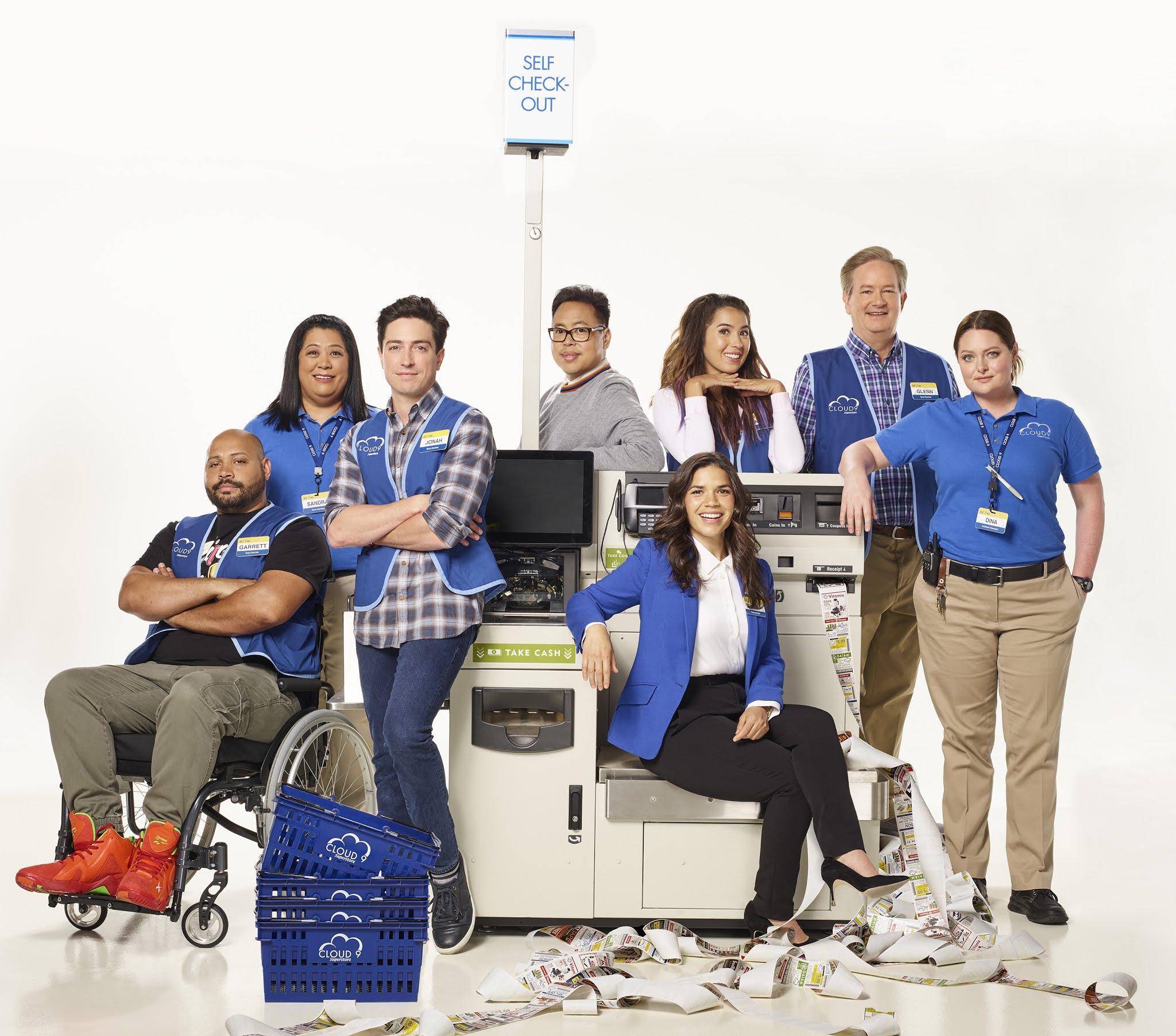 Warner Channel estrena la quinta temporada de Superstore