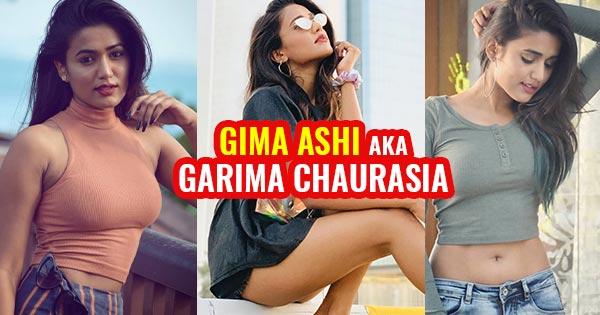 21 stunning photos of Gima_Ashi aka Garima Chaurasia Photos.