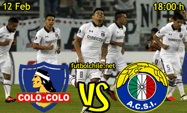 Ver stream hd youtube facebook movil android ios iphone table ipad windows mac linux resultado en vivo, online: Colo Colo vs Audax Italiano