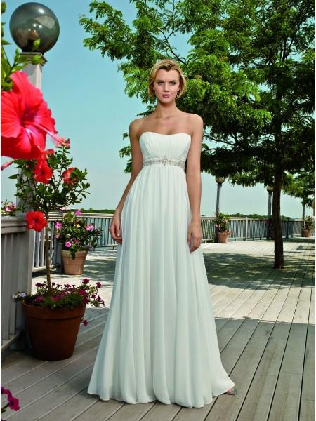 Equipo de etiqueta de vestido de boda 9