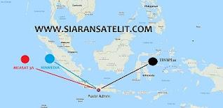Cara Mencari Sinyal Tiviplus di Asiasat 9