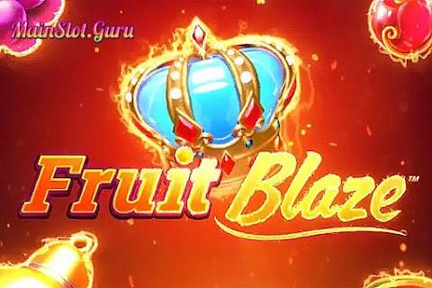 Main Gratis Slot Fruit Blaze (NetEnt)   96.00% RTP