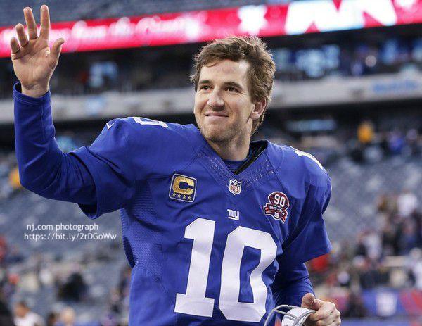 Giants Eli Manning Deserves a Break