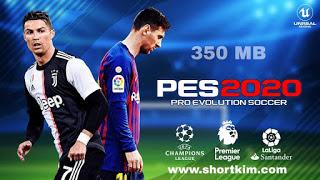 تحميل لعبة PES 2020 ultimate APK