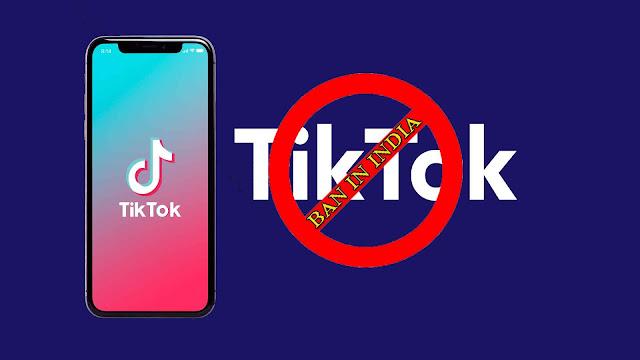 الهند تقوم بحظر تطبييق تيك توك Tik Tok