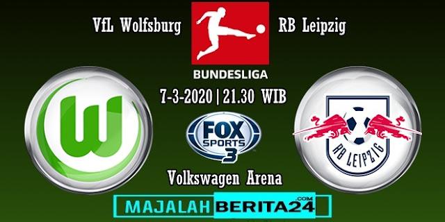 Prediksi Wolfsburg vs RB Leipzig