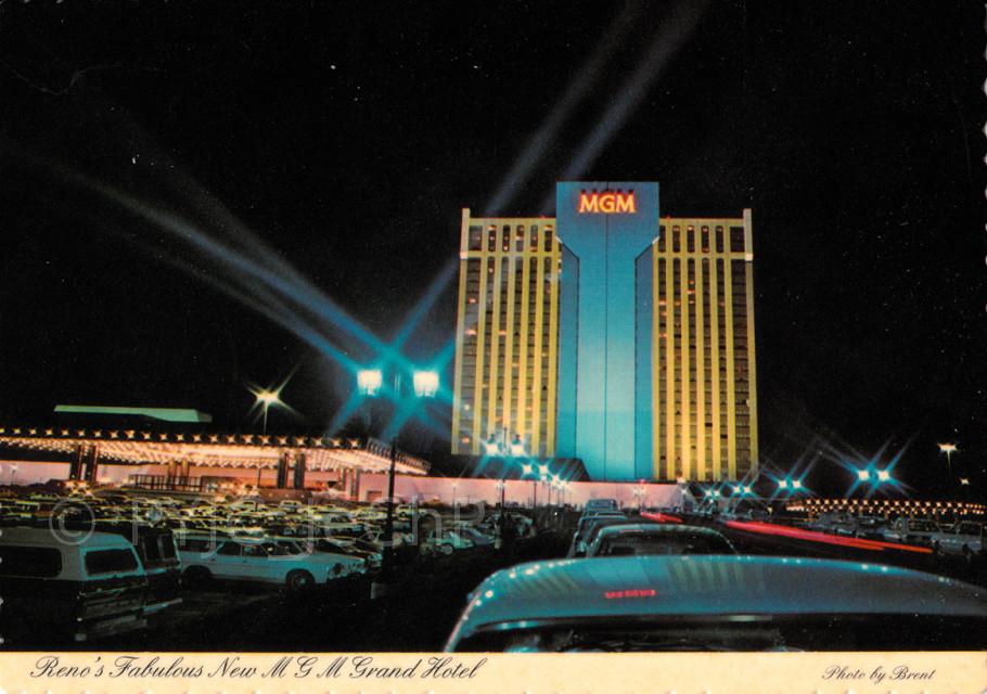 Mom Grand Hotel Reno, NV