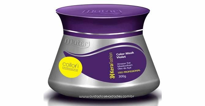 Color Mask Violet Mutari